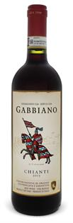 Gabbiano Chianti 2015 750ml - Case of 12